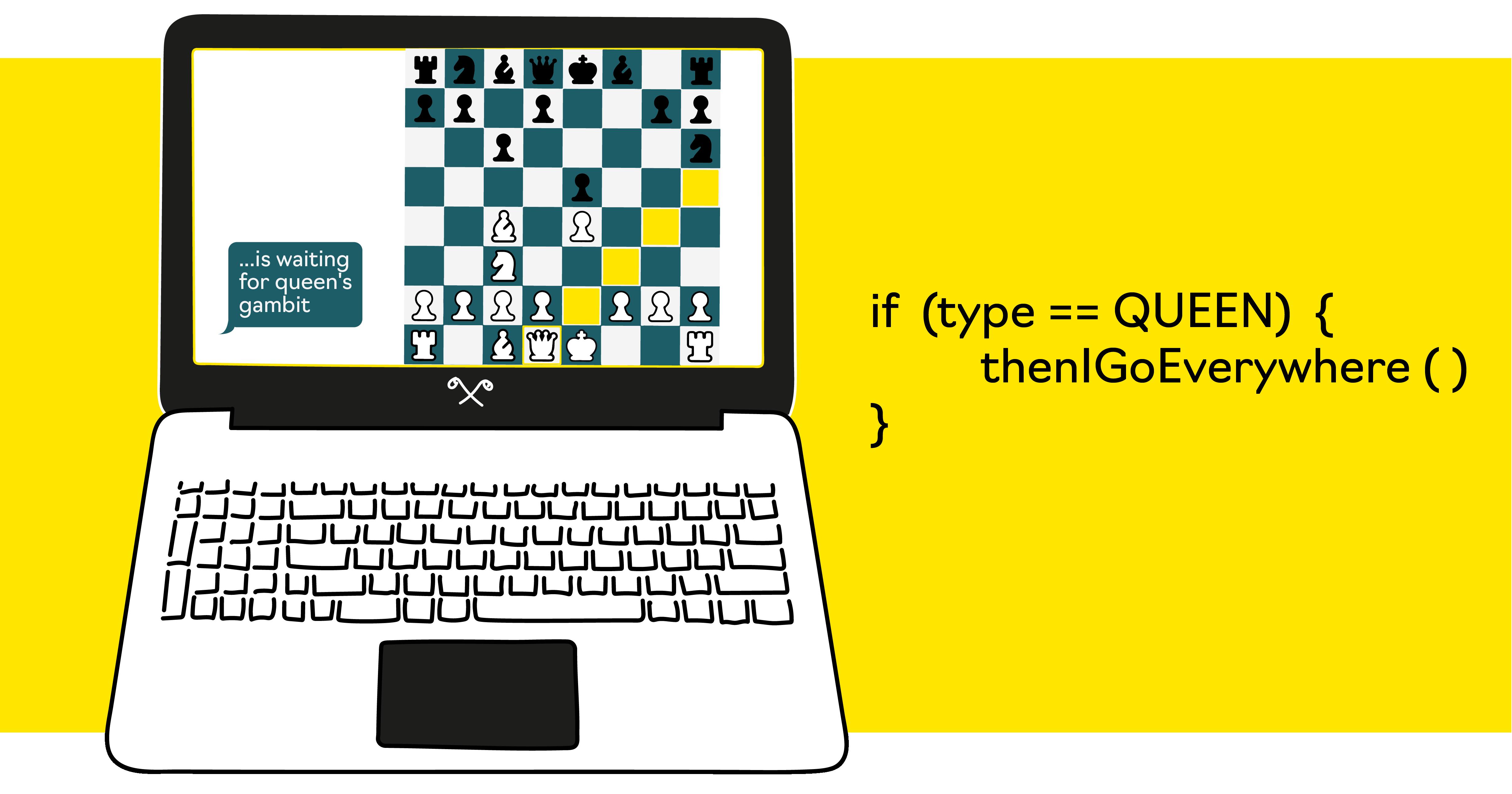 Как желание поиграть в шахматы превратилось в написание своего движка. История и реализация