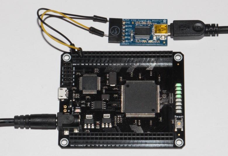 [Перевод] Реализация FizzBuzz на FPGA