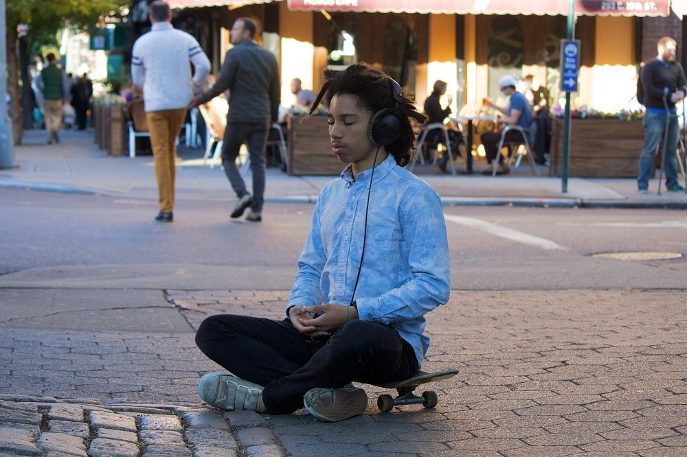 The situation: applications for meditation are becoming more successful than podcasts