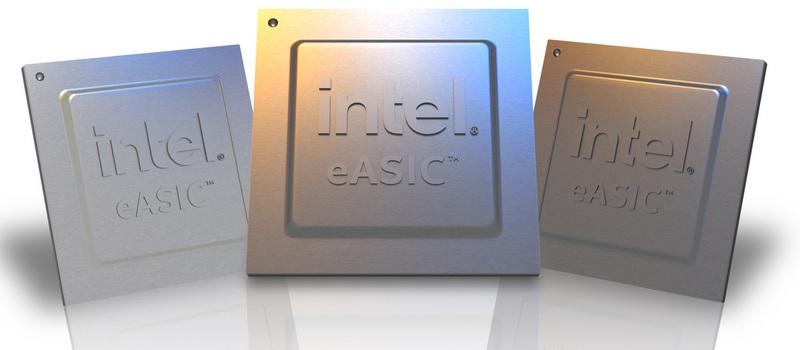 Intel eASIC N5X  структурный ASIC для 5G и AI