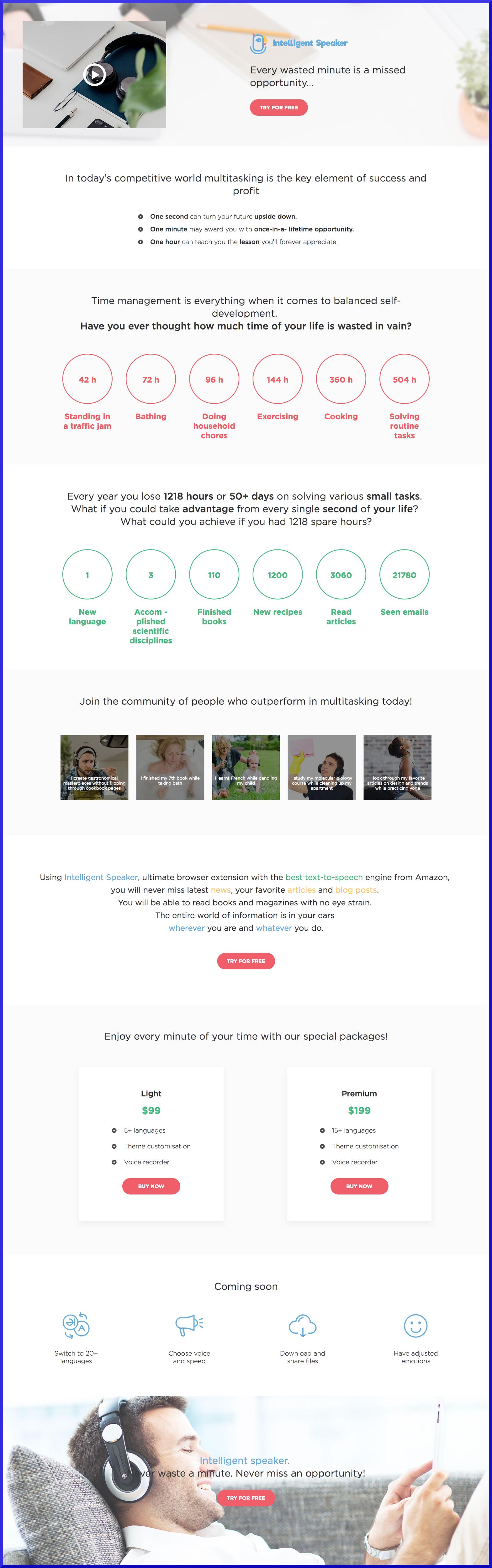 Как я год строил расширениe для браузера которое читает статьи голосом (с синхронизацией в подкаст)