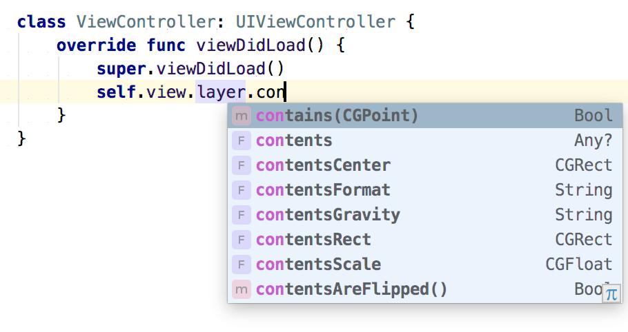 Implicit modules