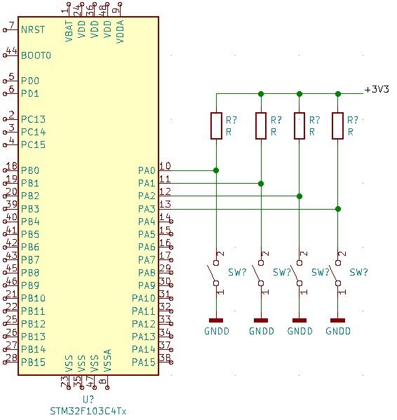 Продолжение очередной статьи STM32 для начинающих. Интерфейсы