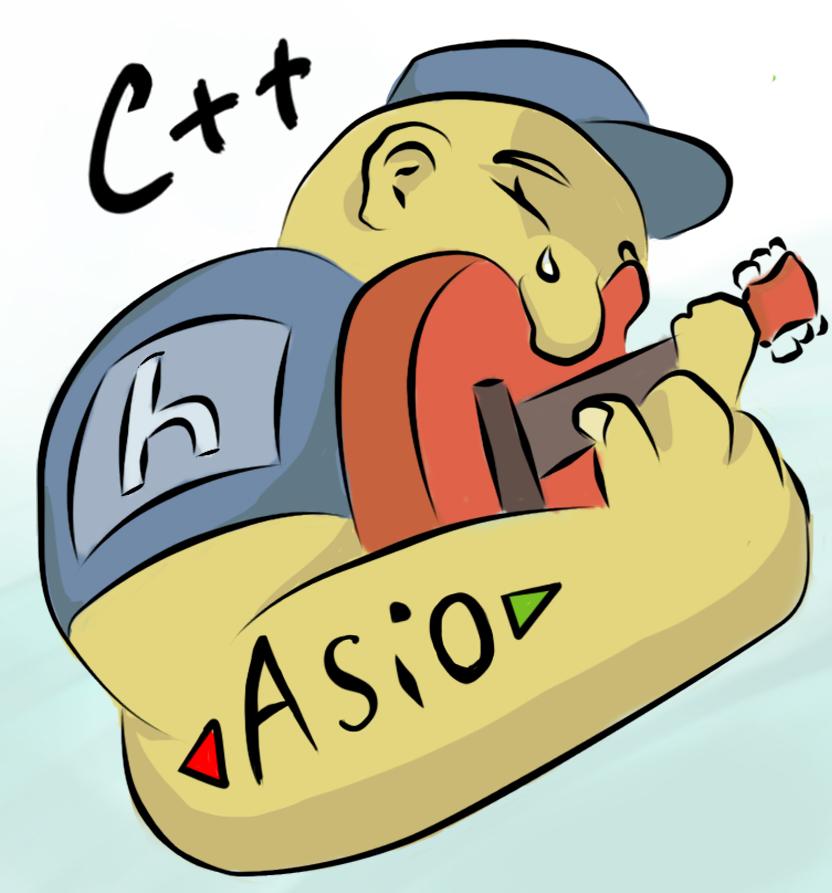 Приятное с полезным или разработка под ASIO на C++