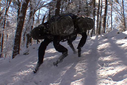 [Перевод] Вспоминаем легенду: как устроен BigDog от Boston Dynamics
