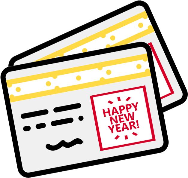 [Из песочницы] Как в новом году забыть про бумажные визитки