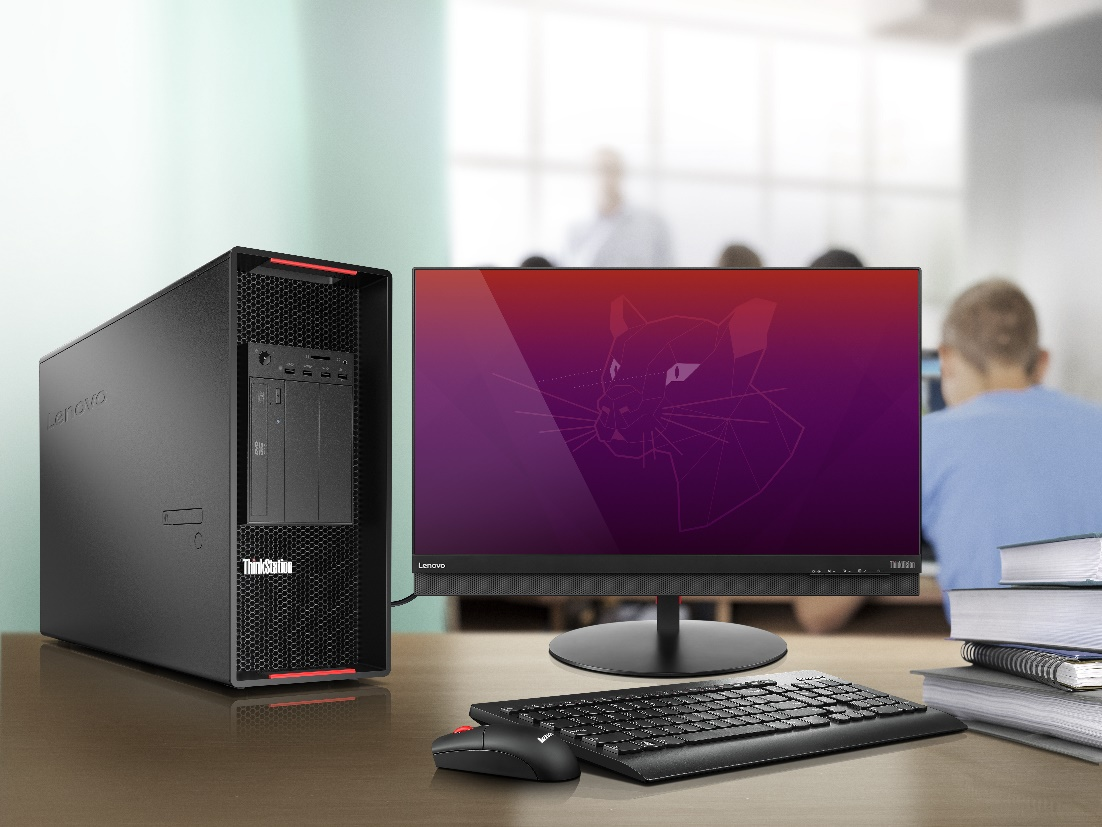 Lenovo ThinkPad and ThinkStation are ready to work with Linux /Lenovo Blog /Habr