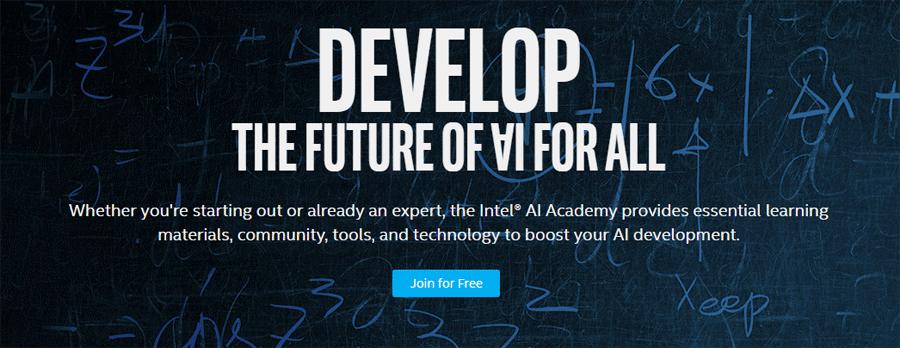 Intel AI Academy — новогодний подарок для всех разработчиков AI