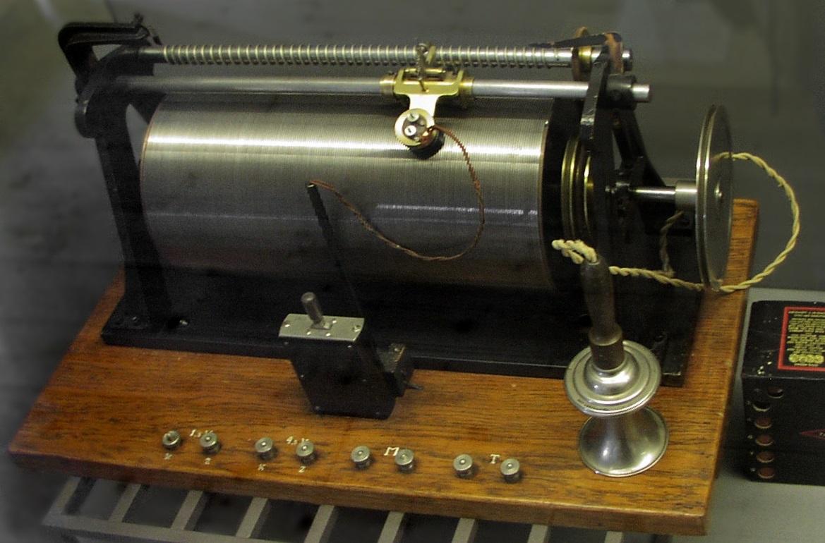 Звук на проволоке: история телеграфона