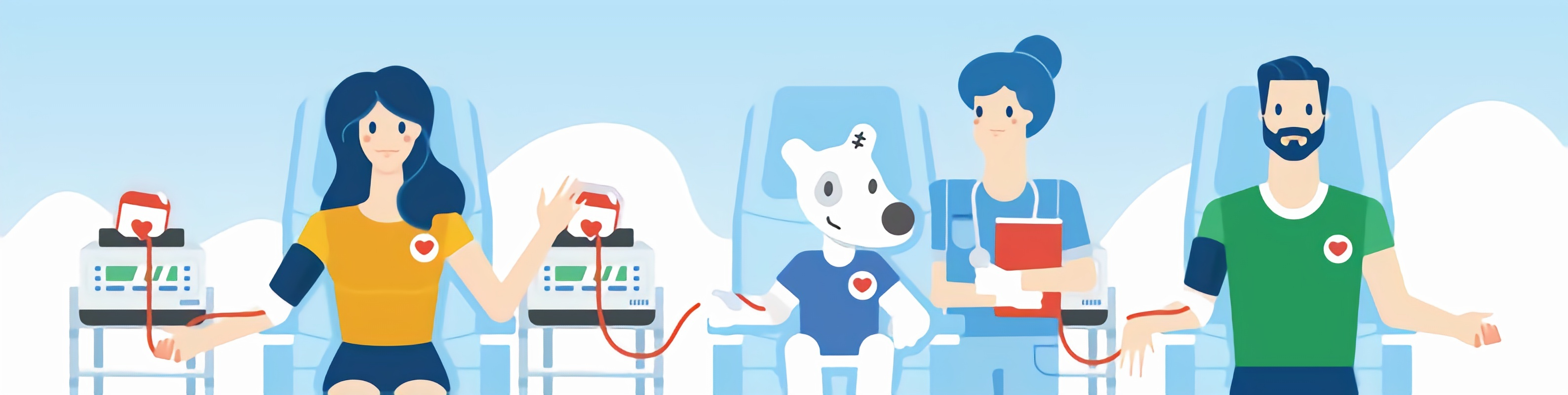 DonorSearch's experience in attracting young people to donate blood through geo-targeting VKontakte
