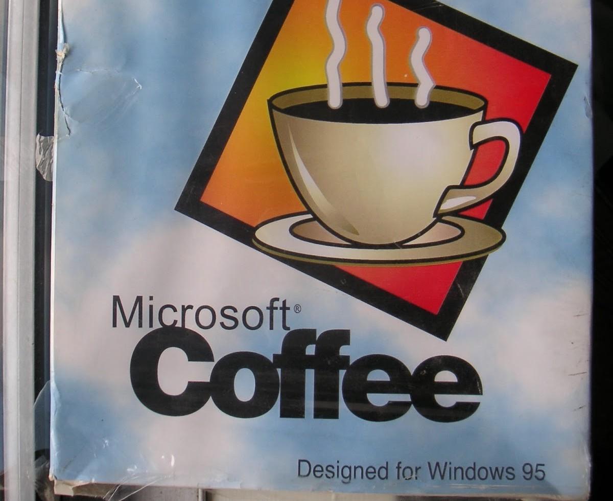 Microsoft Coffee первоапрельский ответ на Java