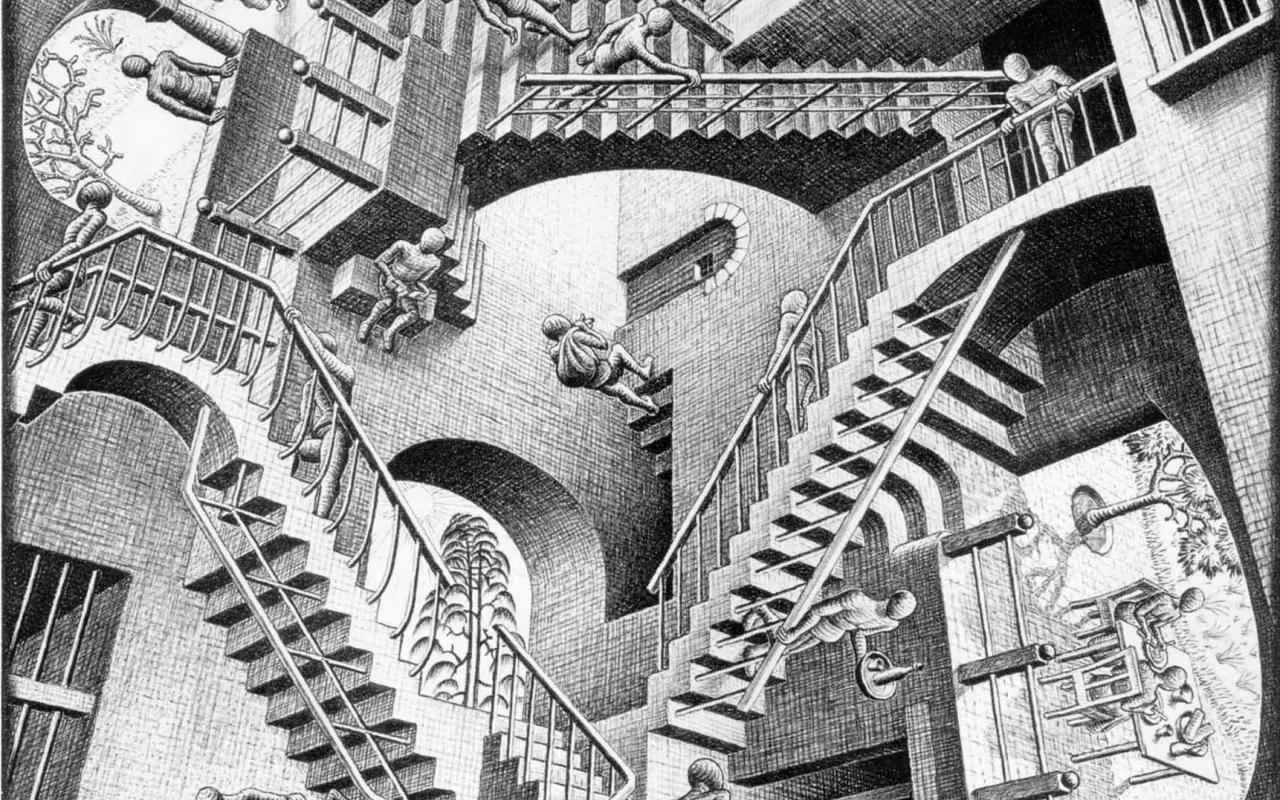 Иллюзия обмана: визуально-оптическая иллюзия на базе ретропрогнозирования