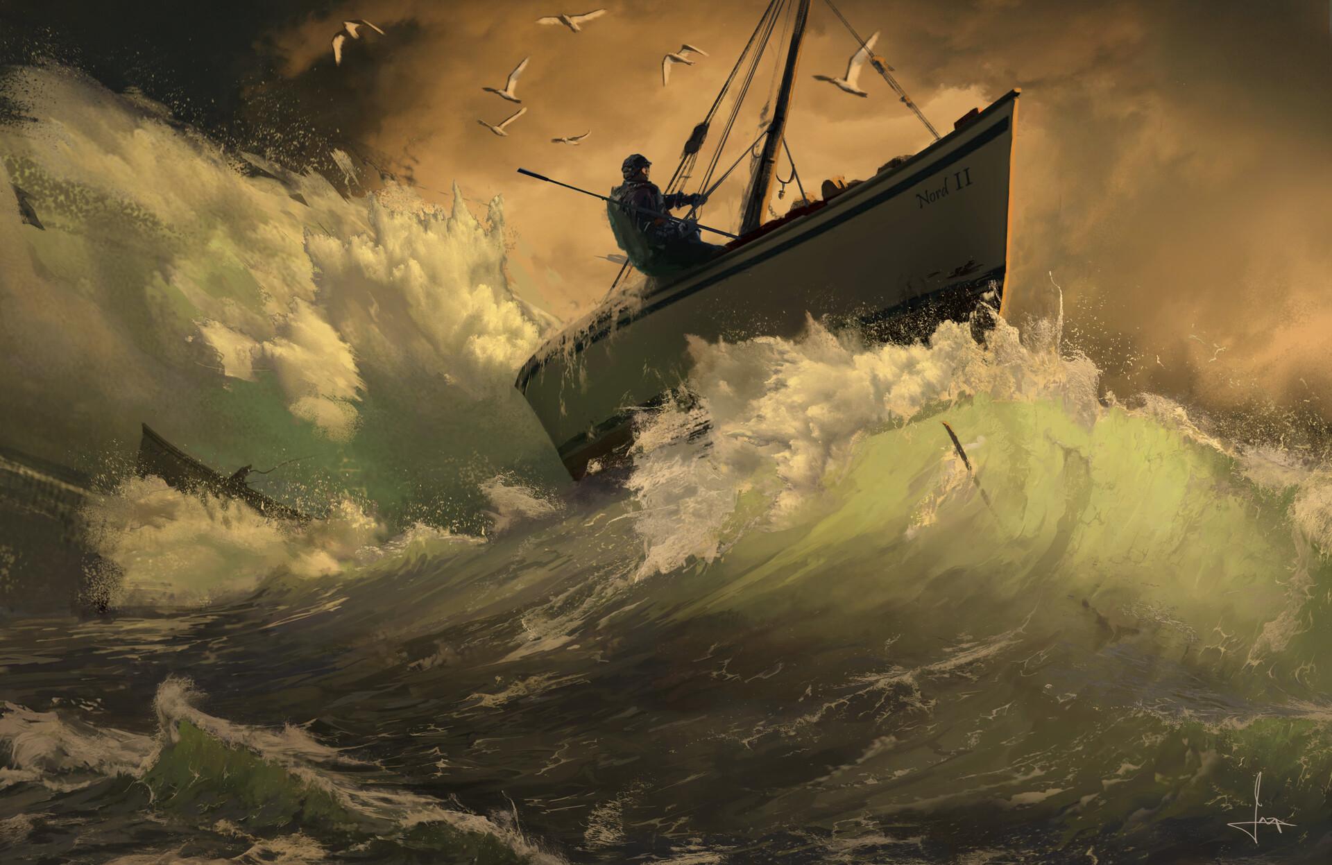 Recovery mode Физика света могут ли быть волны, если нет моря?