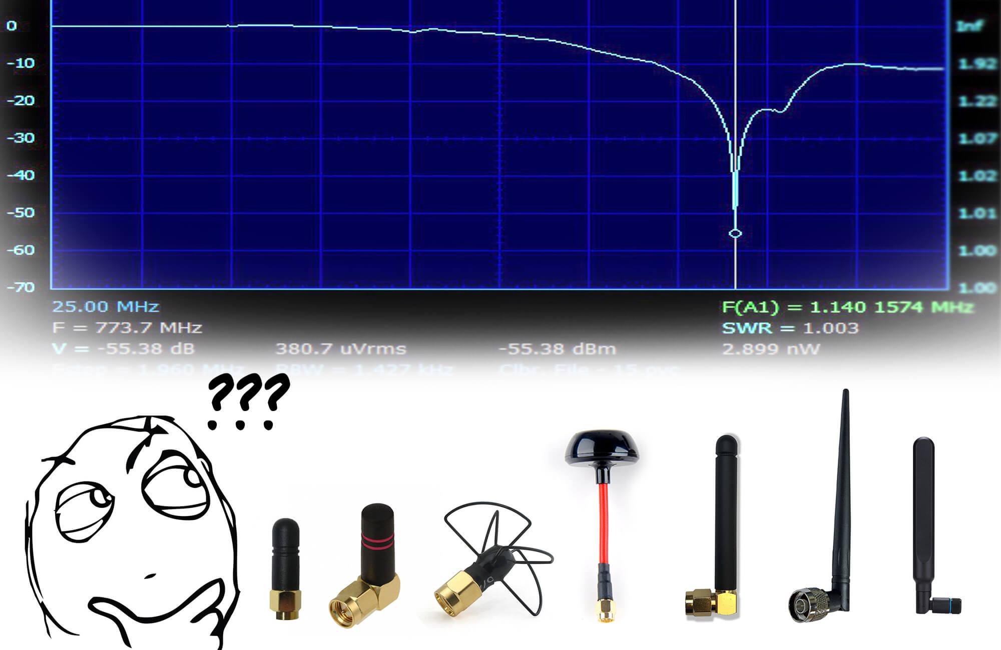 Какую лучше купить антенну на рацию