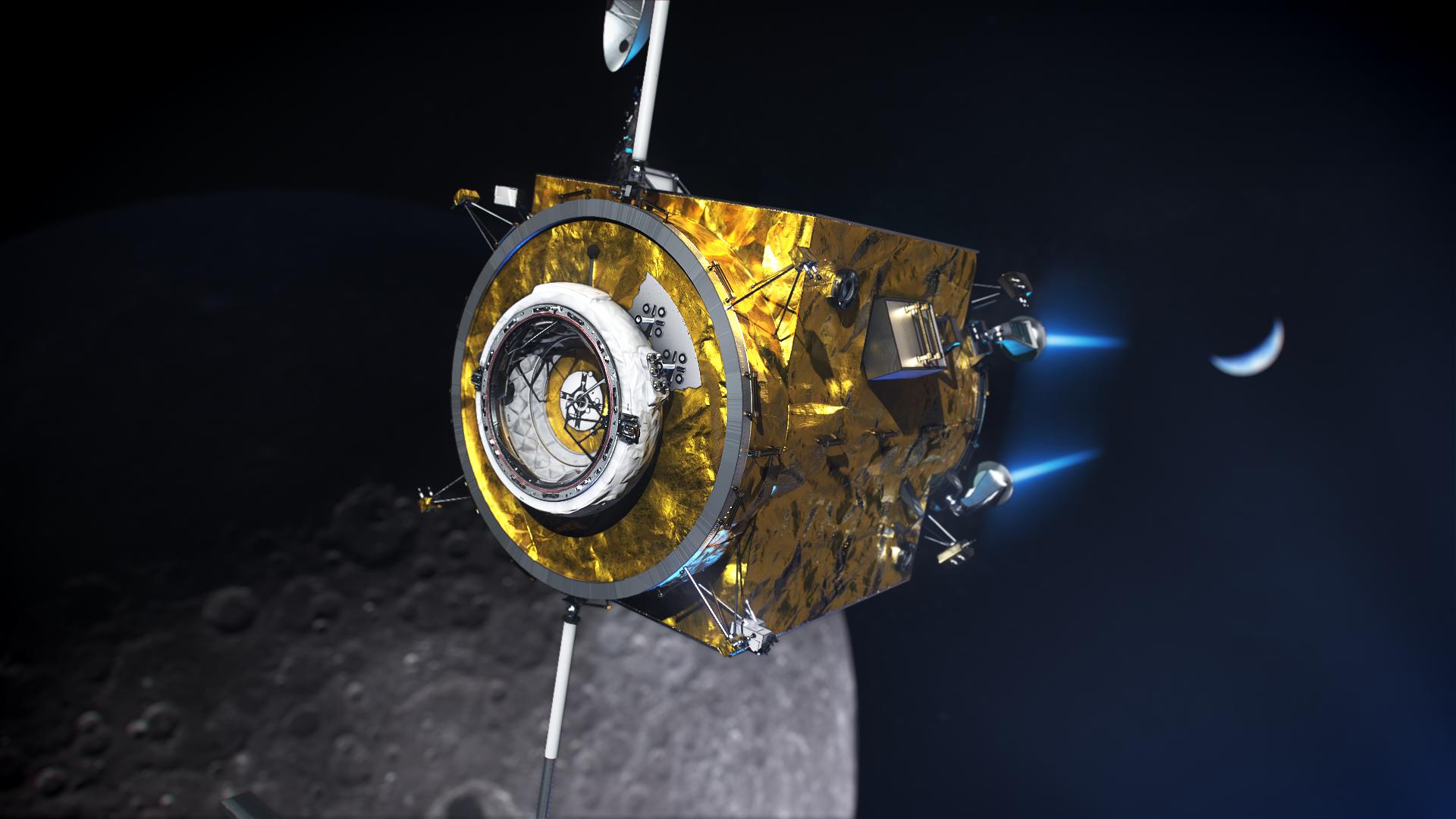 Лунная миссия «Артемида» — начато производство основного элемента лунной орбитальной станции «Lunar Gateway»