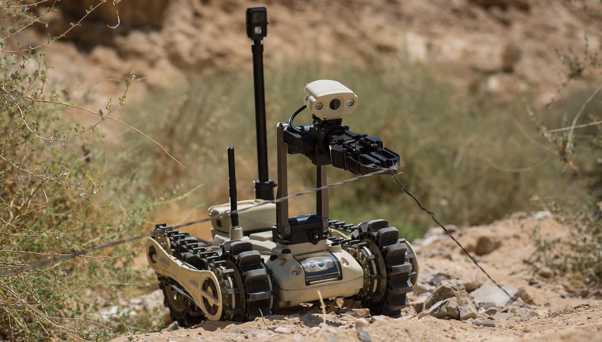 Военные роботы и их разработчики. Часть 2