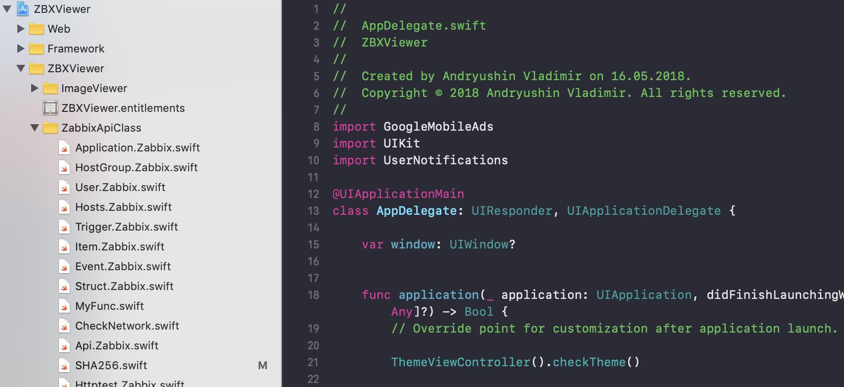 История одного «разработчика» или как новичку написать приложение для iOS