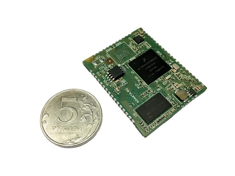 iMX6ULL  Переход к процессорным модулям / Хабр
