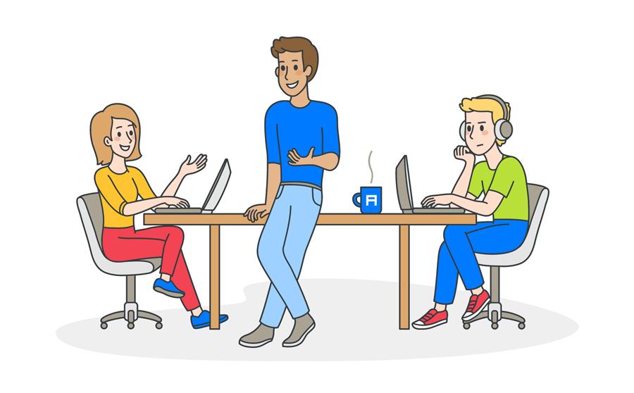 [Перевод] Как сохранять сосредоточенность, работая в офисе с открытой планировкой?
