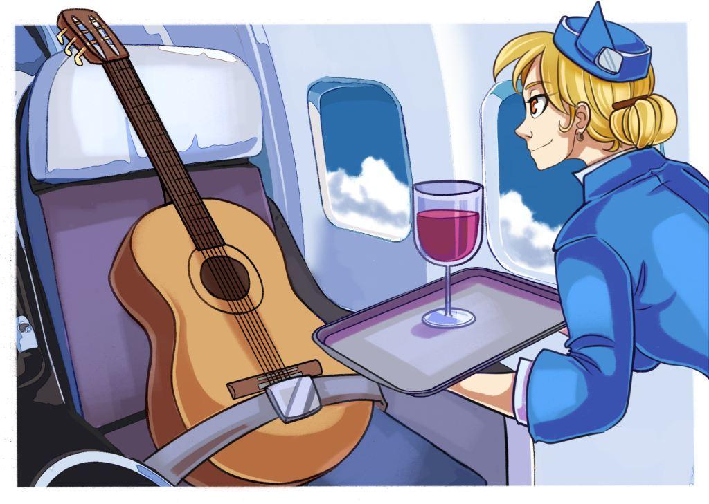 Профессиональные путешествия: как живут стюардессы