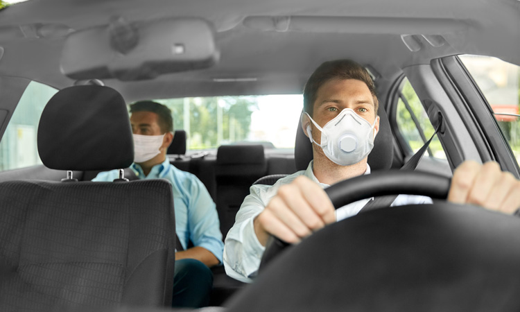 car travel during Pandemic