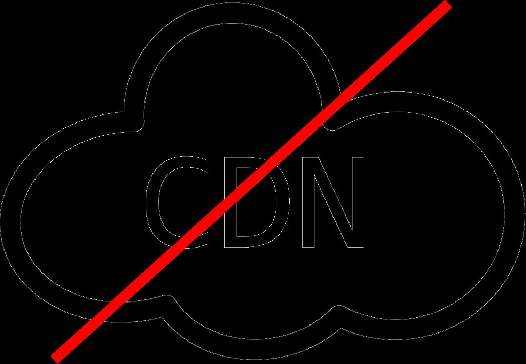 Из песочницы Почему CDN не нужны развенчиваем старый миф
