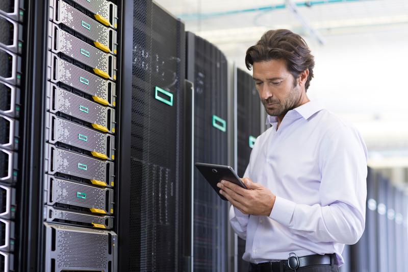 Вебинары Hewlett Packard Enterprise в августе-октябре 2019 года