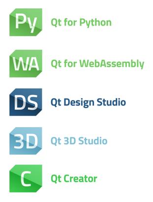 New Qt Icons