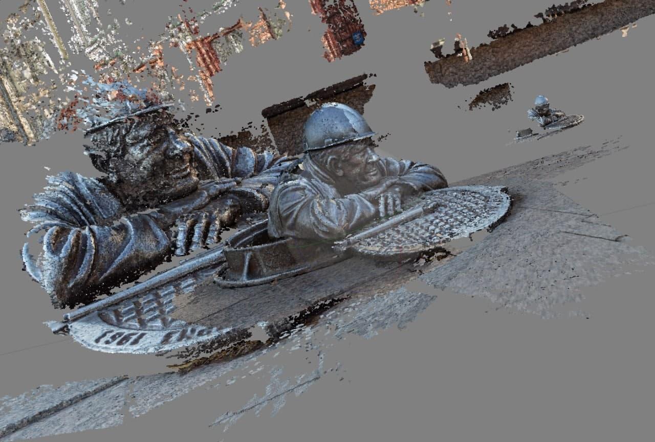 Фотограмметрия 100 самых необычных памятников России силами сообщества
