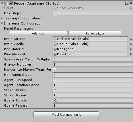 plug-in ml-agent для unity / Хабр