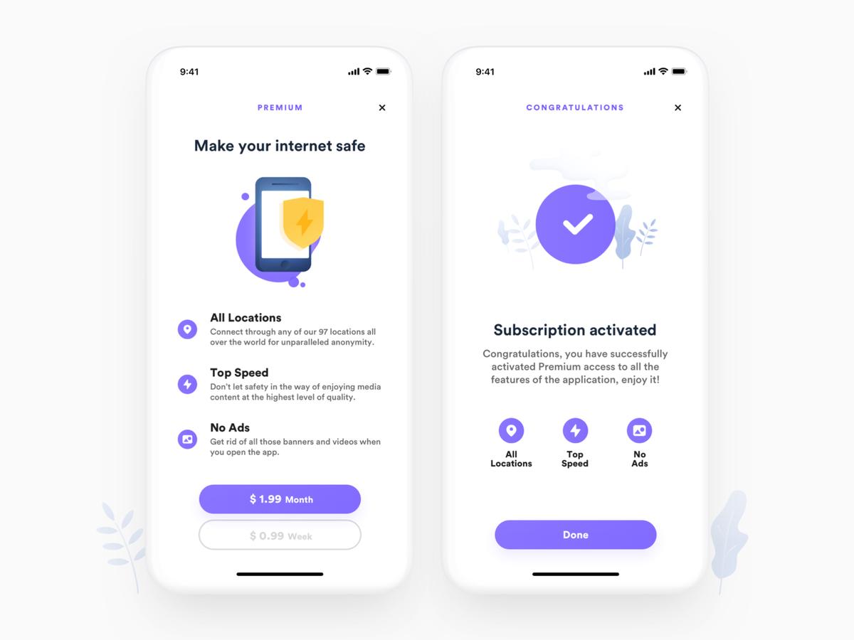 Проектируем работу с iOS подписками клиентское или серверное хранение продуктов