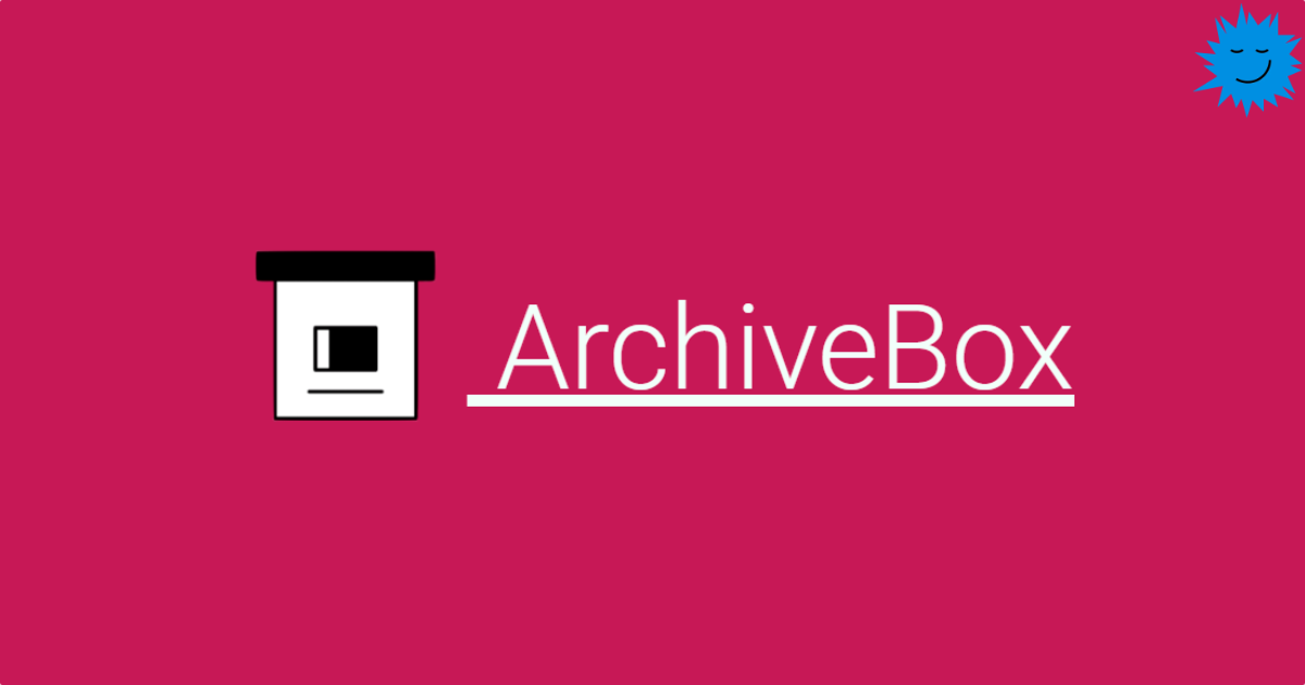 Персональный интернет-архив без боли