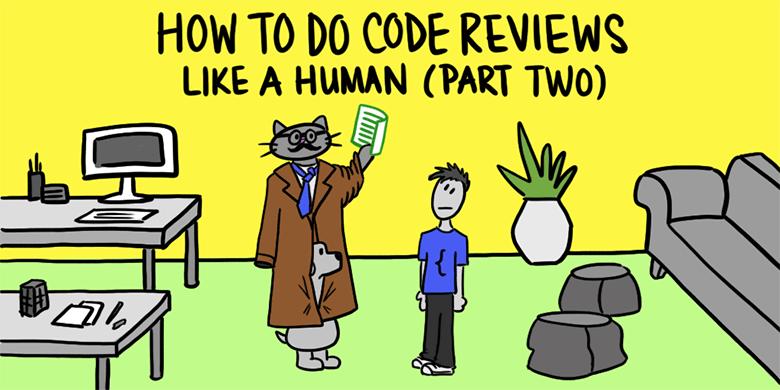 Code review по-человечески (часть 2)