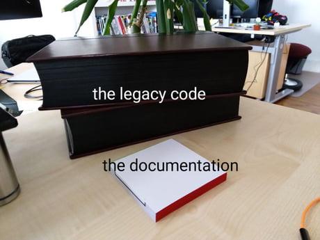 Legacy-сервисы в вашей инфраструктуре