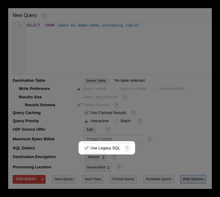 Обзор основных функций Google BigQuery и примеры запросов для маркетинг-анализа