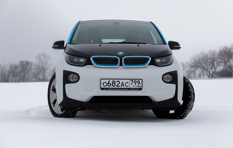 Экономим по-богатому или знакомство с BMW i3
