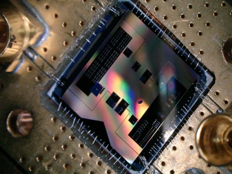 Фотоны, кванты и состояние Фока: манипуляции с радиочастотным резонатором на квантовом уровне