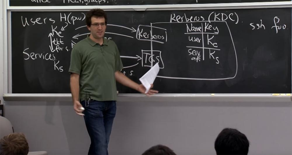 "MIT course ""Security of computer systems"". Lecture 13: ""Network Protocols"", part 3"