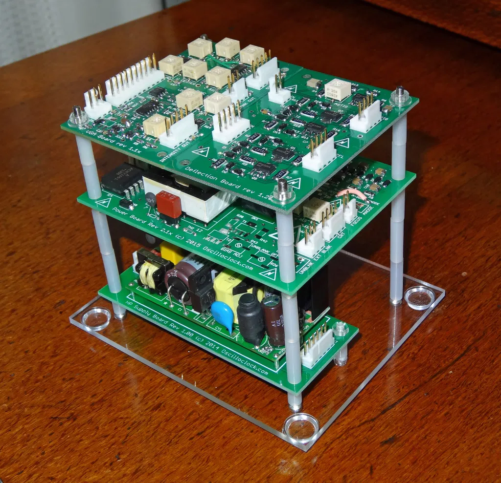 Перевод VGA-куб