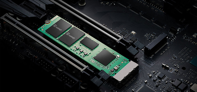 Сравнительное тестирование Intel SSD 670p  QLC против TLC