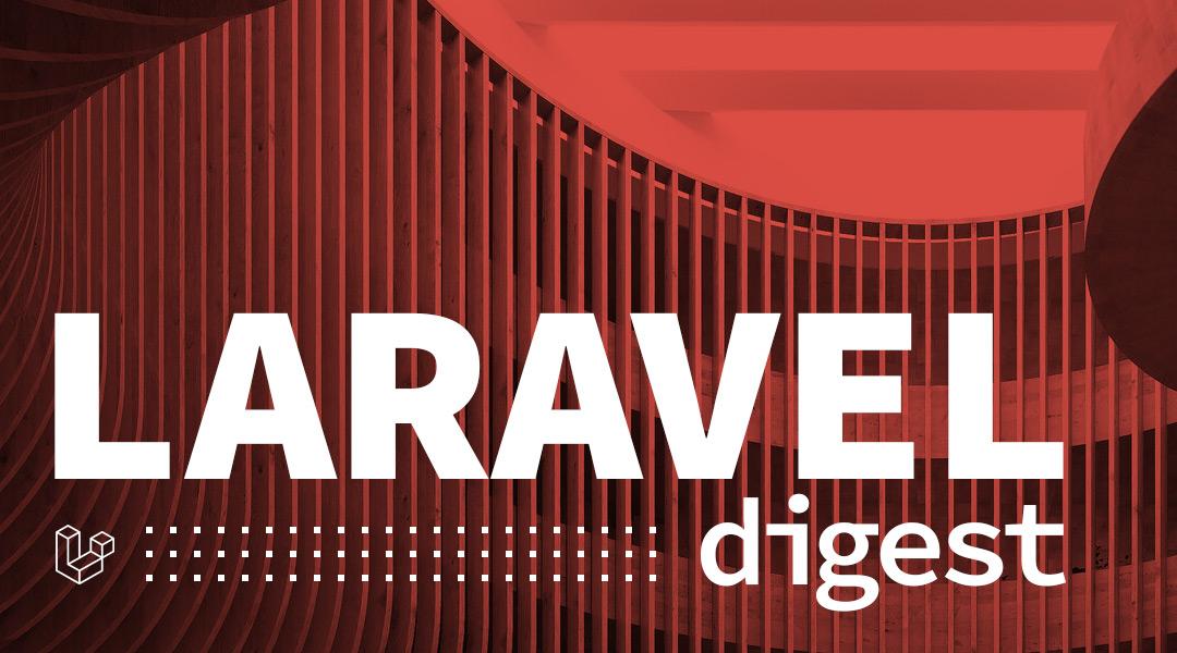 LaravelДайджест (28 сентября  4 октября 2020)
