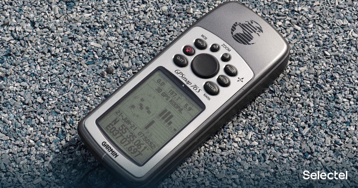 Прикладная некромантия: использование Garmin GPSmap 76S в 2021 году