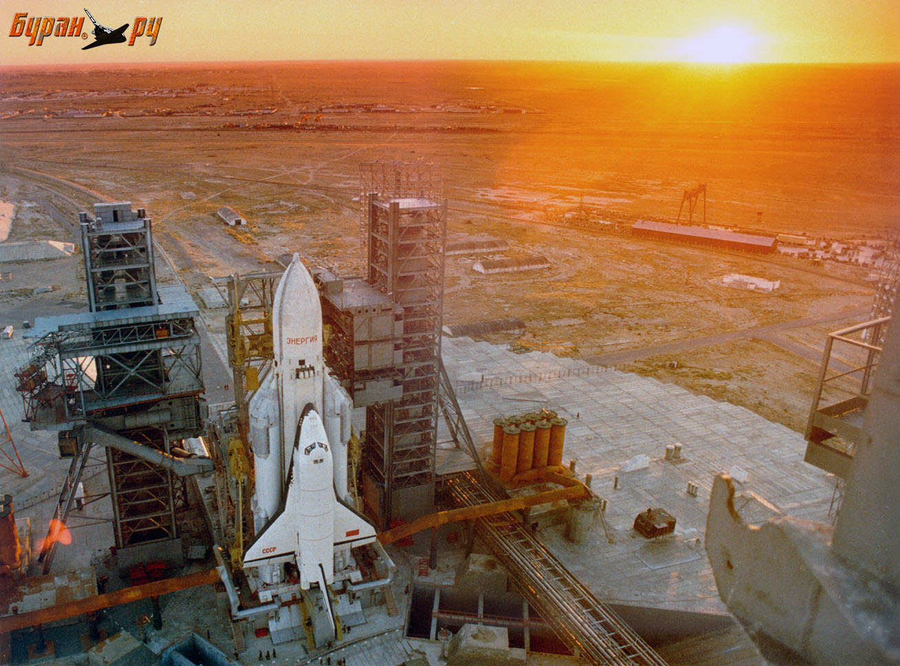"Triumph and tragedy of ""Buran"""