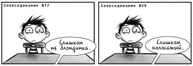 Anti-interview