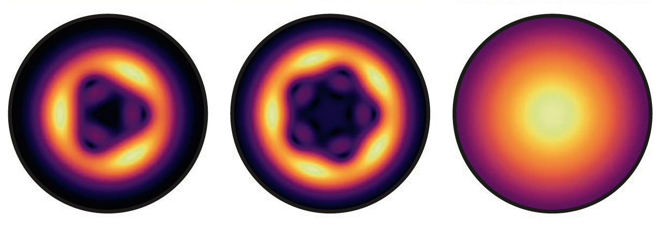 Макраме из света: шифрование данных на оптических узлах