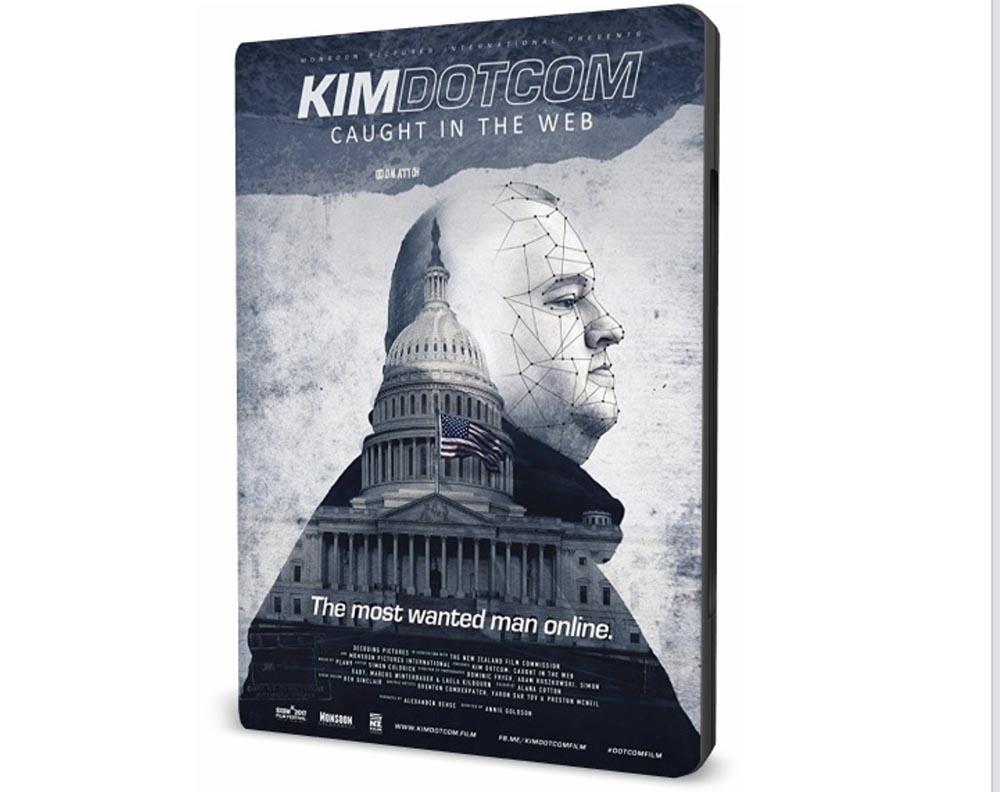 Ким Дотком: пойманный в сеть, самый разыскиваемый человек онлайн. Часть 3