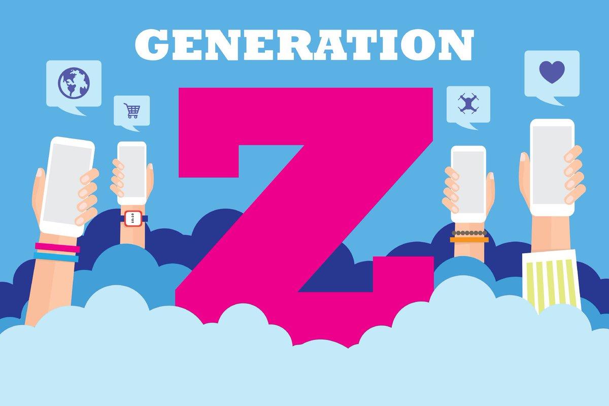 [Из песочницы] Поколение Z — взгляд изнутри