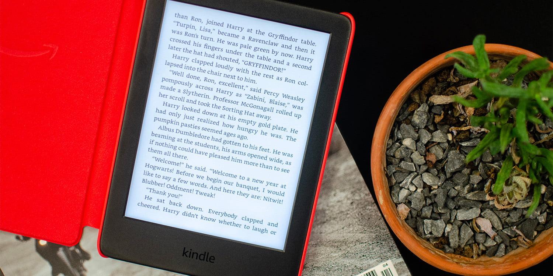 Перевод Kindle собирает подозрительно много информации