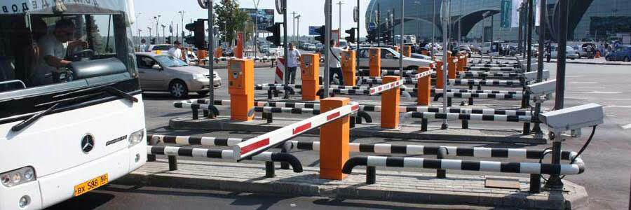 Research security parking systems