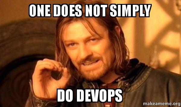 «Правильная» структура команд для DevOps